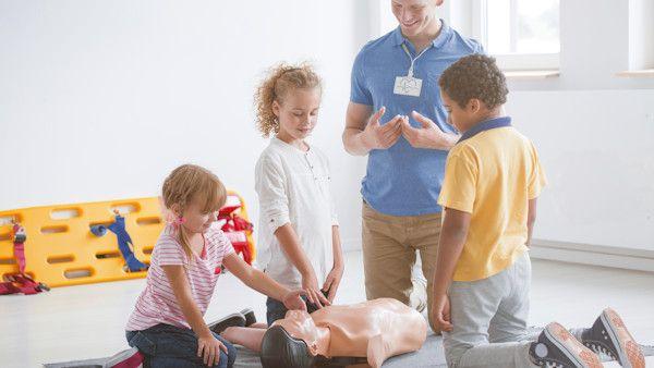 Dziecko pierwsza pomoc