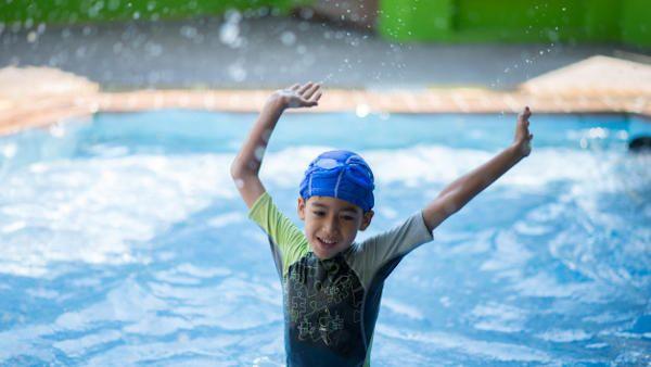 7latek przyssany dysza basen