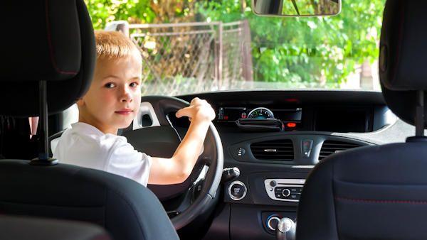 9latek za kierownica