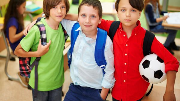 Dwoch 7latkow opuscilo szkole