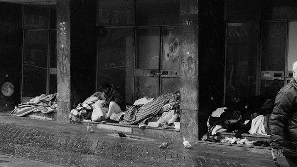 Zostawili dzieci bezdomnym