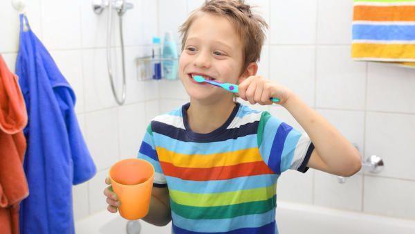 Jak oszczedzac wode dzieci