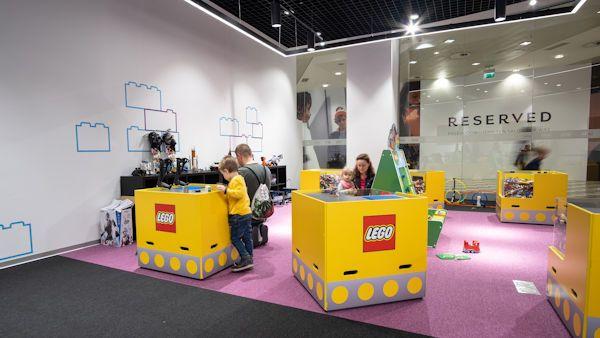 Nowe centrum zabawy