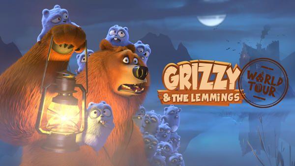Grizzly lemingi092021