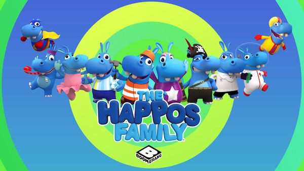 The happos family022019