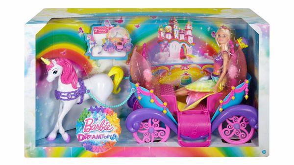 Barbie kareta