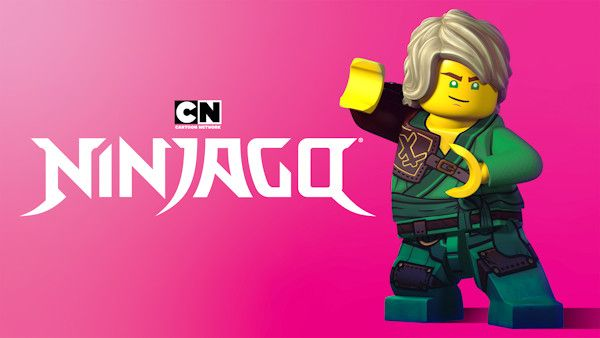 Bohaterowie ninjago powracaja