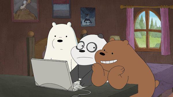 Panda grizz lodomir podbijaja internet