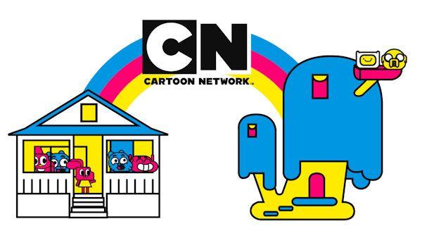 Rodzinka cartoon network