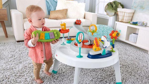 Zabawki rosna dziecko
