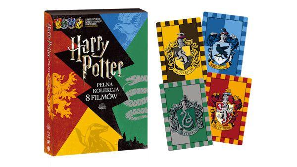 Harry potter 8 filmow