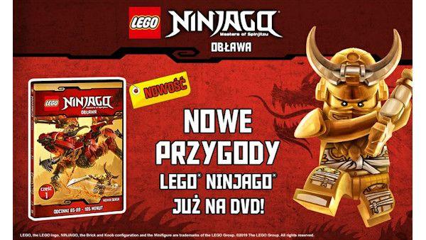 Lego ninjago oblawa