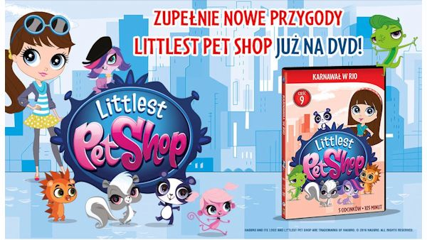 Littlest pet shop9600