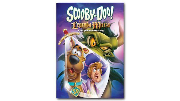 Scooby doo legenda miecza