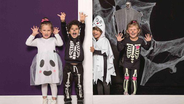 Impreza dzieci halloween