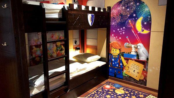 Legoland castle otwarcie