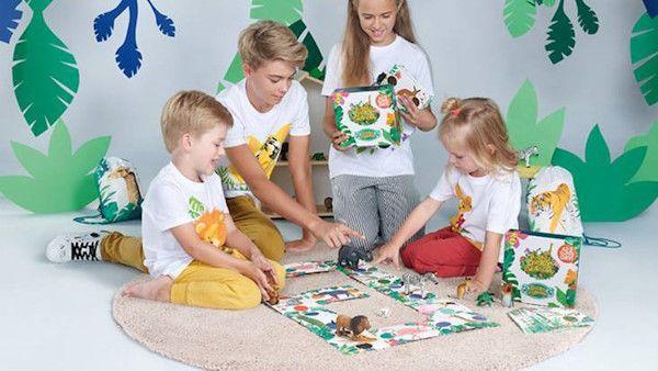 Edukacje poprzez zabawe