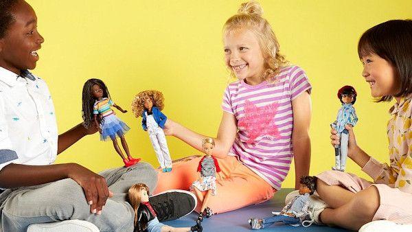 Nowe lalki chlopiec dziewczynka