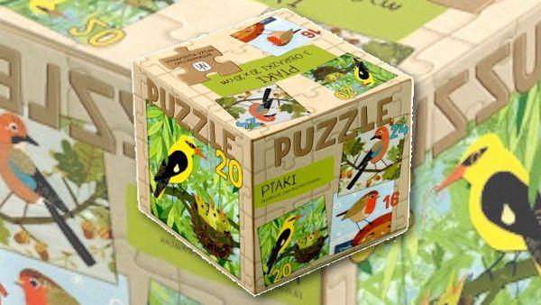 Ptaki puzzle