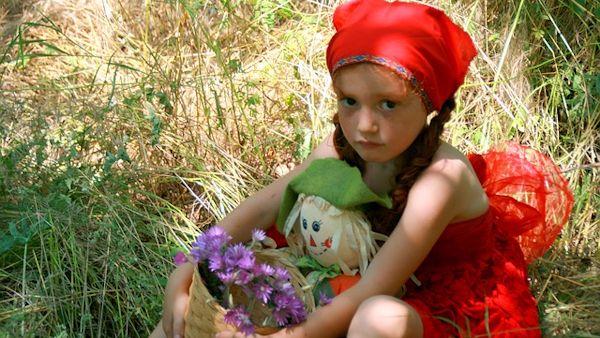 Dzieci nowotwor czerwony kapturek