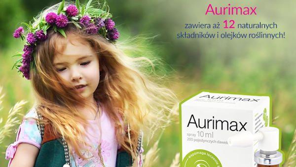 Aurimax czyste zdrowe uszy