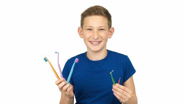 Aparat ortodontyczny higiena