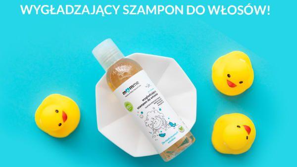 Wygladzajacy szampon