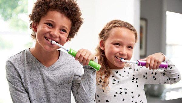 Higiena jamy ustnej dziecka