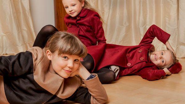 Dziecko wielki swiat mody