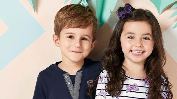 Idealna ubrania dzieci
