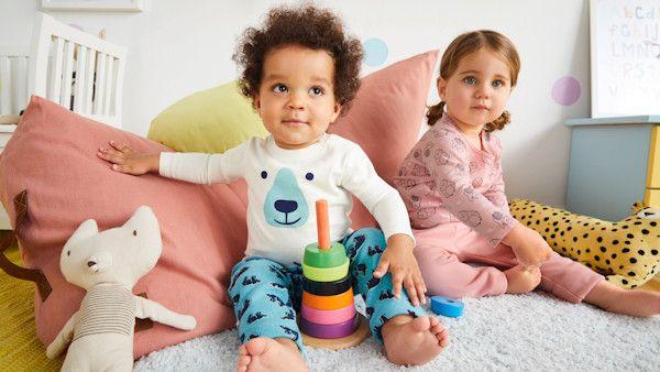 Ubranka dla dzieci lupilu