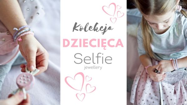 Kolekcja dziecieca selfie