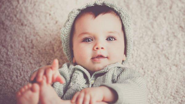 Ubranka zima szafa niemowlak