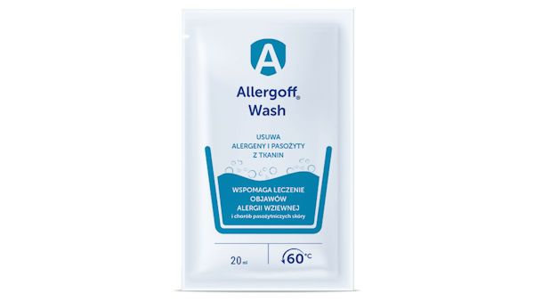 Allergoff wash