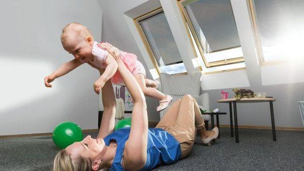 Jak chronic dzieci upal