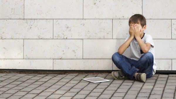 Bezdomny 8latek
