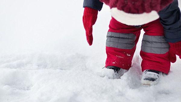 Dziecko kurtka snieg