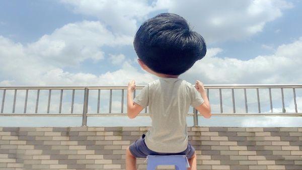 Uciekl na dach przed klasowka