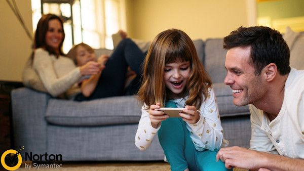 Dzieci urzadzenia mobilne
