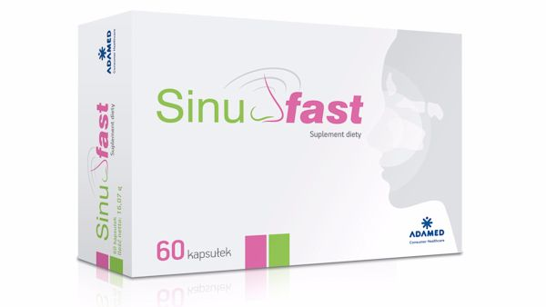 Sinufast600