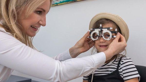 Choroby wzroku dziecko