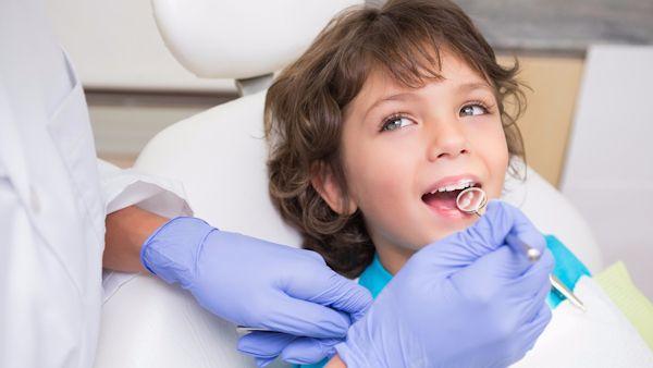 Dzieciom dentysta niestraszny