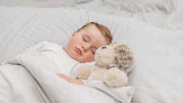 Dziecko sen odpowiednia pora