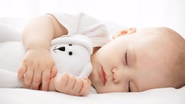 Czy twoje dziecko spi prawidlowo