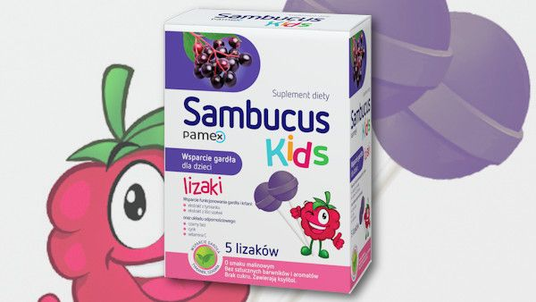 Lizaki sambucus kids