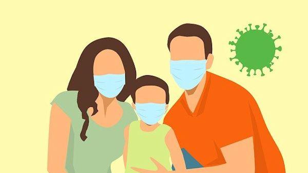 Uchronila dziecko koronawirus