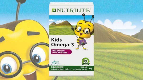 Kids omega3