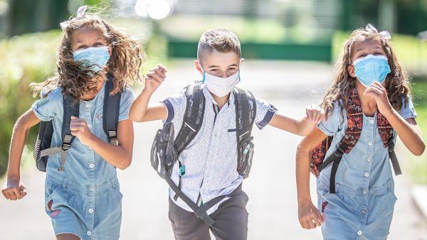 Zdrowy start rok szkolny