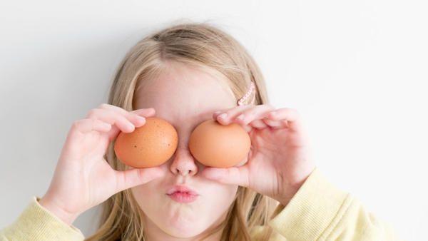 Dieta wegetarianska u dzieci
