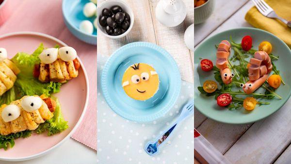 Kreatywne ferie dziecko kuchnia